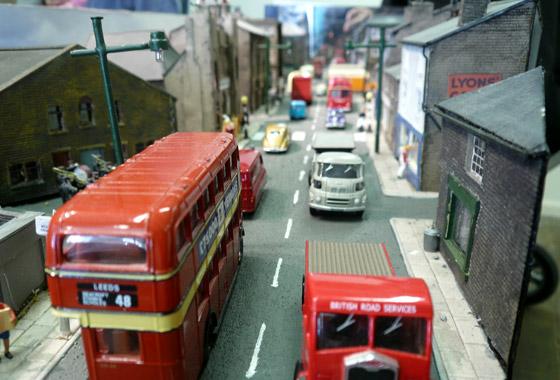 Shipley Street Scene