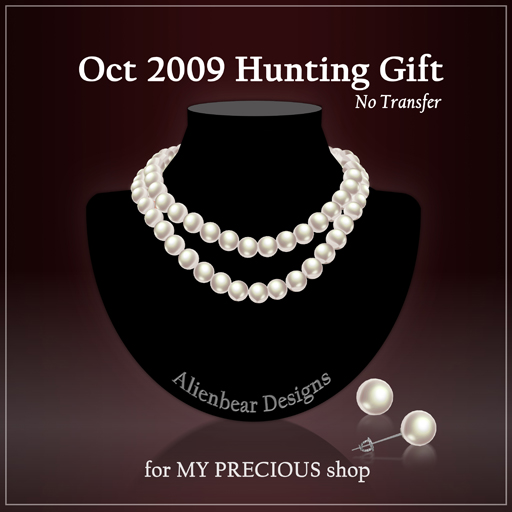 Oct 2009 MP hunt gift