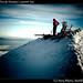 Climber on Pico de Orizaba's summit (4)