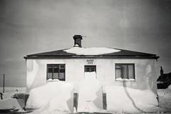 My Old Home (1950?) (Sig Holm) Tags: island iceland islandia scan scanned sland bakki islande icelandic islanda photoscan ijsland islanti  skanna thorshofn rshfn    slenskt   skann