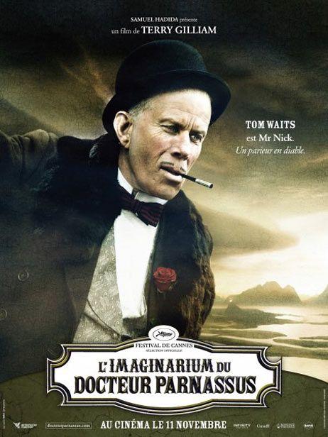 El Imaginario del Doctor Parnassus Tom Waits