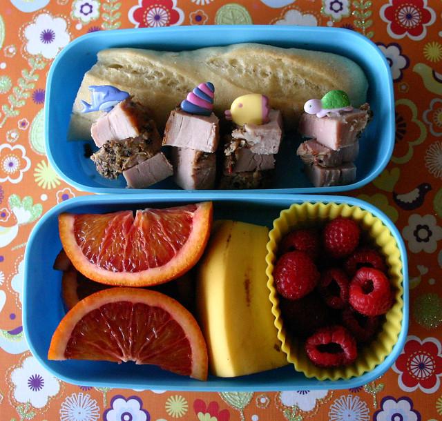 Kindergarten Bento #248
