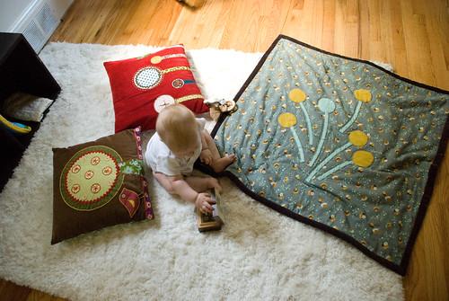 stitch blanket