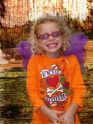 October Fairy