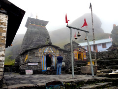 Tungnath temple (com4tablydumb) Tags: india tourism nature trek scenery wildlife hills uttaranchal himalayas monal northernindia uttarakhand tungnath chopta monalpheasant alpinehabitat
