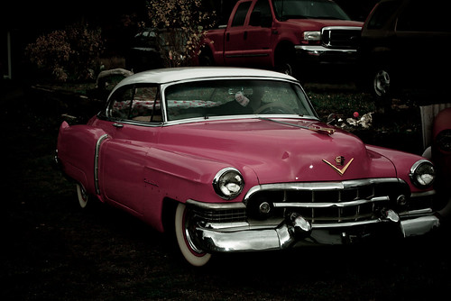 Pink Caddy 2