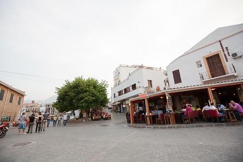 Ресторан в Гирне (Кирения)