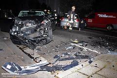 Verkehrsunfall Danziger Str. 20.10.09