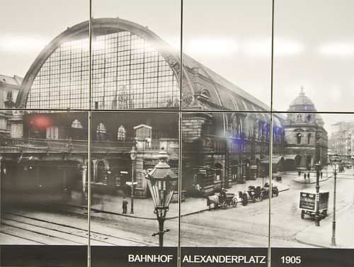 Berlin Train Stations
