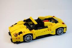Ferrari 458 Italia Spyder