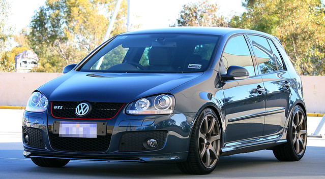 vw golf gti pirelli by mart.grant