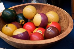 Antique Billiard Balls