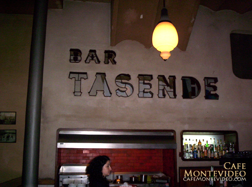 bar pizzeria tasende montevideo