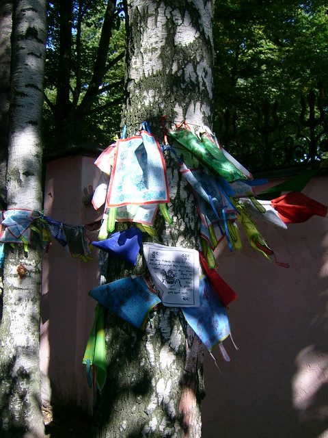 More prayer flags