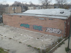 AILER, NOTEEF & USEM (Billy Danze.) Tags: chicago graffiti aic kwt usem 2nr ailer noteef uzem