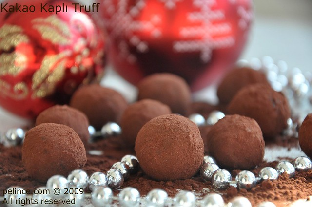 Kakao Kaplı Trüf