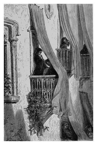 006-Balcones de Granada-Spain (1881)- Doré Gustave