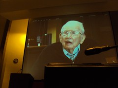 Ronald Coase @ 2009 Coase Conference (Day 1), ...