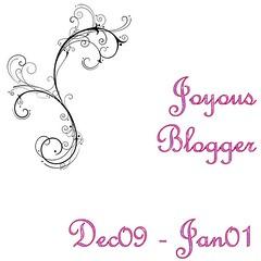 joyous blogger