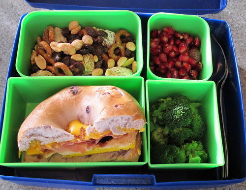 Bento box lunch 12-7-09