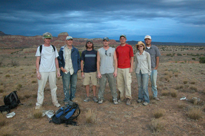 Field crew 2006