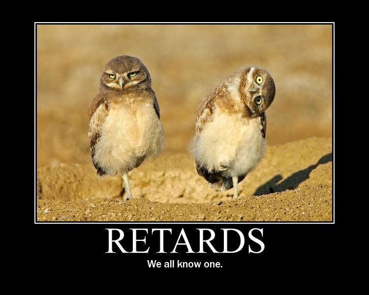 Retards