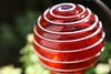 Mai (pixel-rausch) Tags: red glassball calendarshot