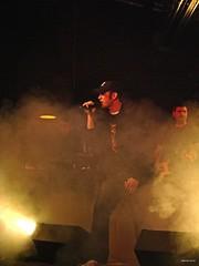 Lokschuppen Nidda - Bottle Inspectors on stage