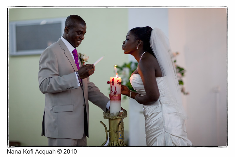 Araba and Derek's Wedding