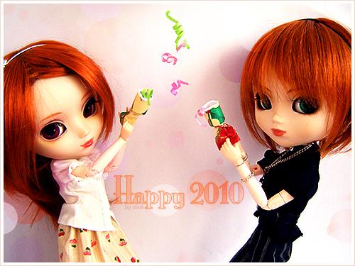 Happy 2010 ♥