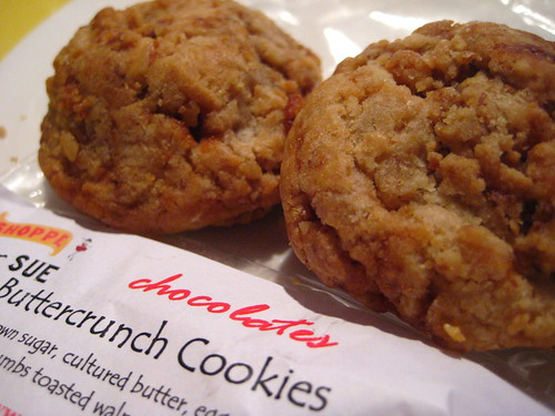 Buttercrunch Cookies