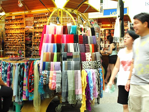 IMG_9800 Scarfs - Bugis Junction