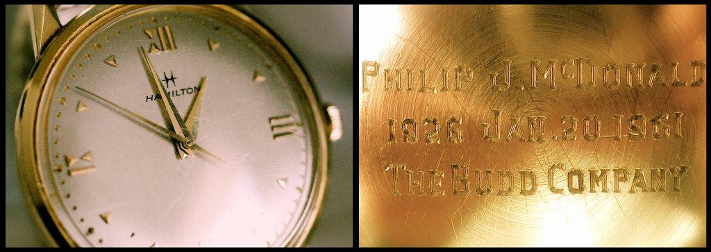 Vintage watch.