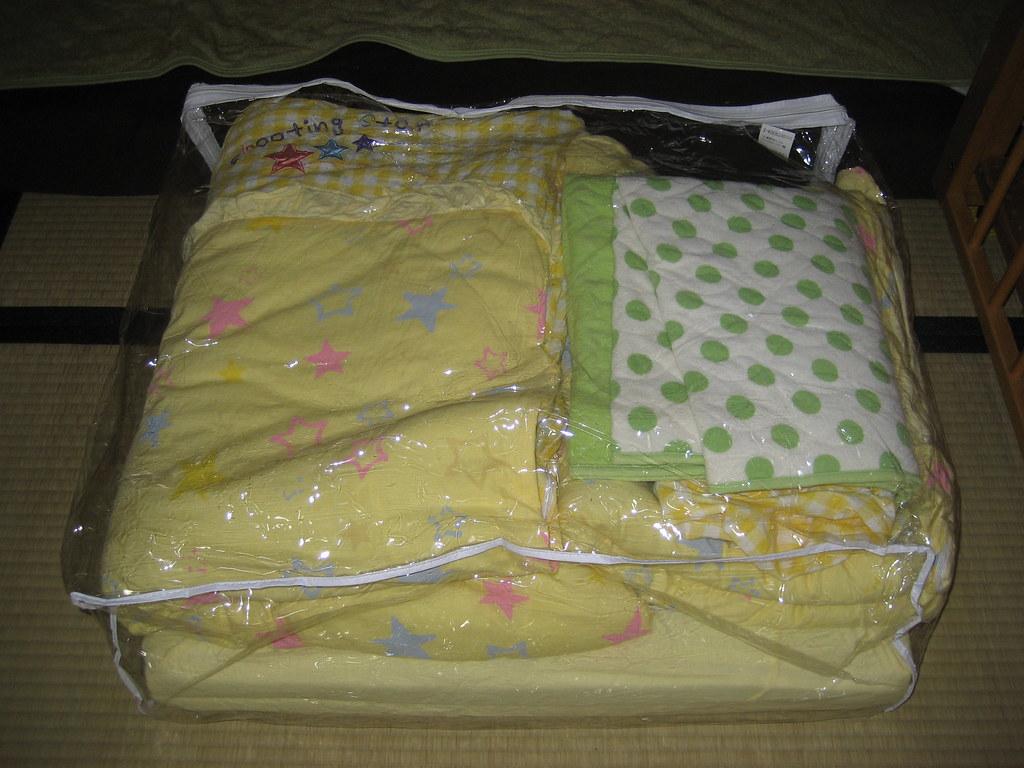Baby futon set