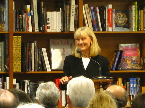 Jacqueline Winspear at Politics and Prose