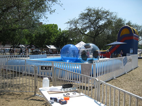 Lonely zorbs