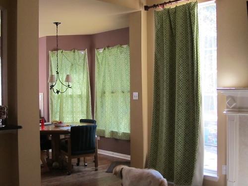 Curtain Trauma: View One