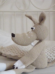 wolf amigurumi  gehkelter hkeln Hkelblog Hkelanleitung (Pfiffigste Fotos) Tags: wolf pattern amigurumi crocheted hkeln hkelanleitung gehkelter hkelblog