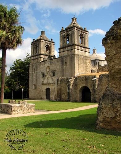 Missions Trail: San Antonio