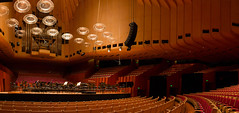 Sydney Opera House Concert Hall (hijukal) Tags: panorama music theater theatre stage sydney australia nsw newsouthwales operahouse sydneyoperahouse concerthall
