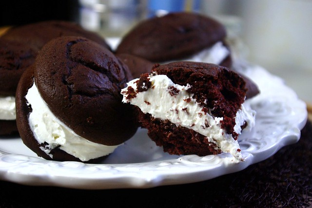 ... whoopie pie recipe with real marshmallow fluff vanilla whoopie pies
