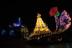 Hong Kong Disneyland (Jacky Mak) Tags: sony sonya99m2 sony2470f28za belle beautyandthebeast disney disneyland