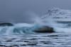 Waves (Lena Pettersen.) Tags: lyngen bølger fjære fotoworkshop nordlenangen sjø