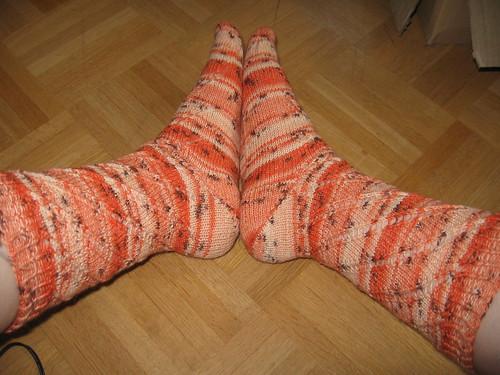 Socken, die Freude machen