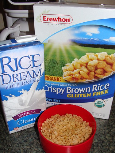 Rice, rice, everywhere rice...