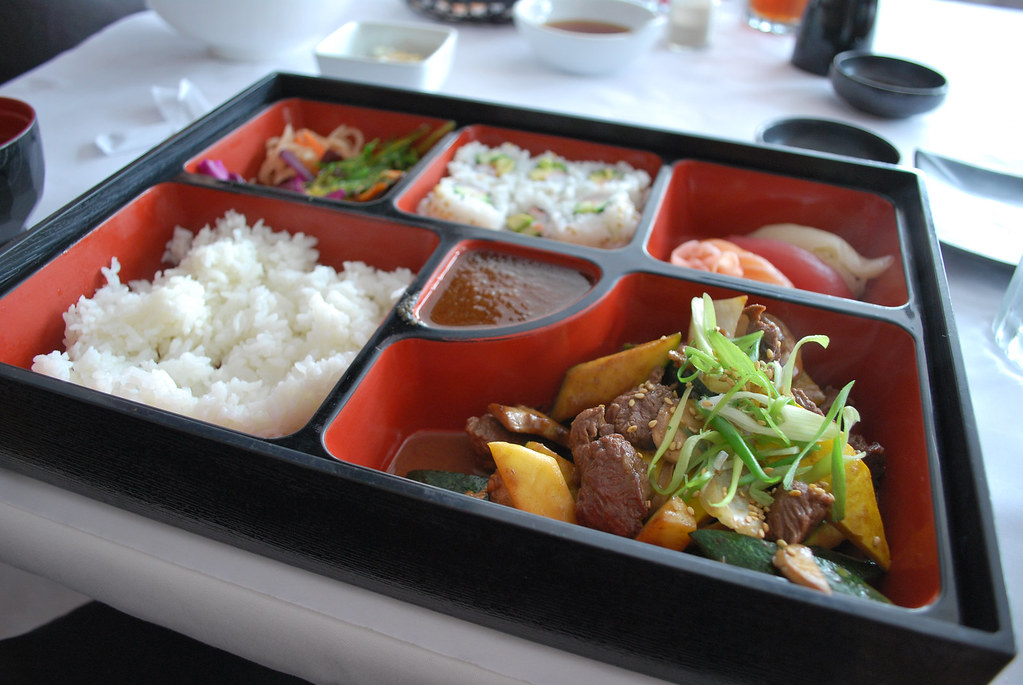 Hama Hibachi Beef Box