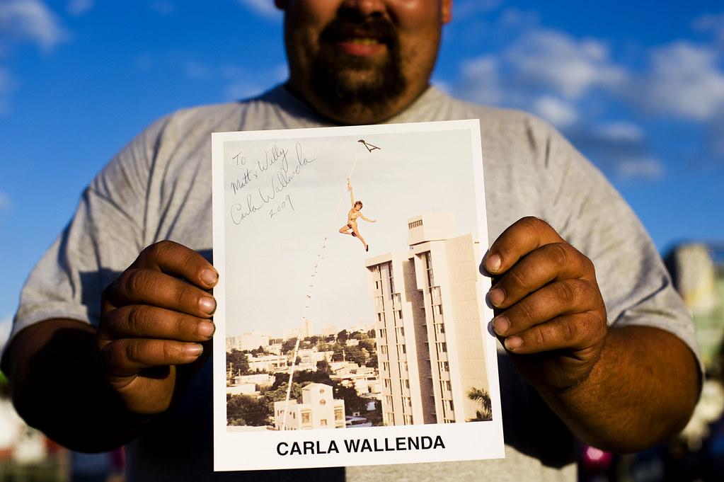 Carla Wallenda Two