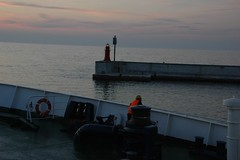 croatian ferry july 2009 155 (milolovitch69) Tags: sunset sea ferry dawn croatia adriatic ancona july2009