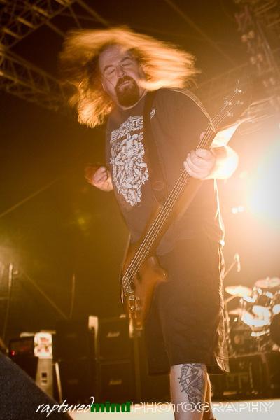 Napalm Death - Death Feast Open Air 2009