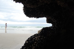 Playa de las Catedrales (NegroElemental) Tags: mar playa soledad ascatedrais lascatedrales playadelascatedrales praiaascatedrais augasantas